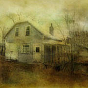 The Forgotten House  Poster by Dianne  Lacourciere
