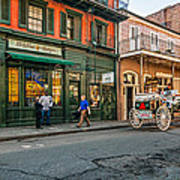 The French Quarter Poster