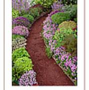 The Garden Poster Poster