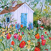 The Garden Shed Poster