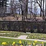 The Gardens At Biltmore Estate II Poster