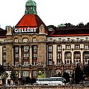 The Gellert Hotel Poster