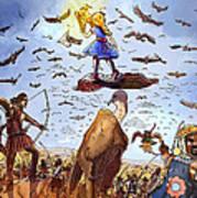 The Golden Bird Poster