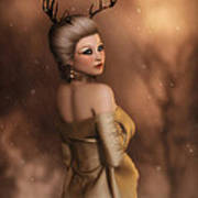 The Golden Stag  Poster