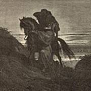 The Good Samaritan Poster by Antique Engravings