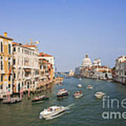 The Grand Canal, Venice Poster