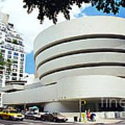 The Guggenheim Poster