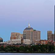 The Hancock And Boston Poster