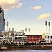 The Heart Of Cincinnati  Poster