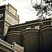 The Historic Lemp Brewery Poster