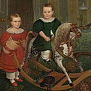 The Hobby Horse Poster