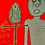 The Hollow Men 88 - Bird Poster