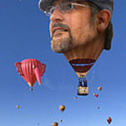 The Hot Air Surprise Poster