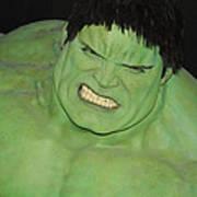 The Hulk Poster