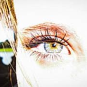 The Human Eye Poster