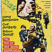 The Inn Of The Sixth Happiness, Us Poster