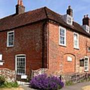 The Jane Austen Home Chawton England Poster