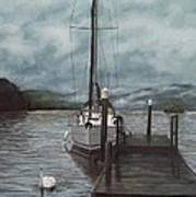 the Jetty Poster