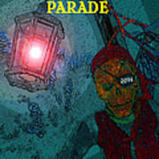 The Knights Parade Poster