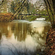 The Lambro River Poster