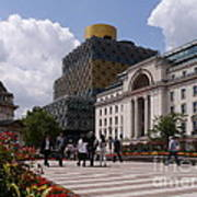The Library Of Birmingham Poster