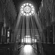 The Light - Ireland Poster by Mike McGlothlen