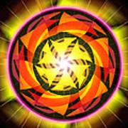 The Light Of Zen Poster