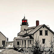 The Lightkeeper Poster