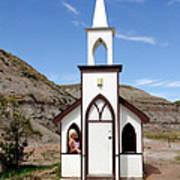The Little Church Poster