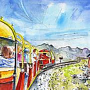 The Little Train Of Artouste Poster