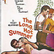 The Long, Hot Summer, Us Poster Poster