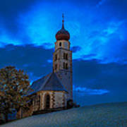 The Lord Is My Light - The Italian Dolomites Poster