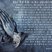 The Lord Is My Shepherd Poster by Albrecht Durer