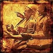 The Loving Etruscan Couple Vanished Civilisations Poster