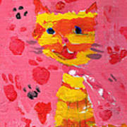The Lucky Cat Poster