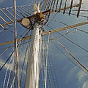 The Mainmast Of The Amazing Grace Poster