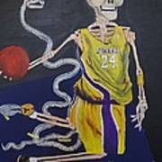 The Mamba Strikes Poster