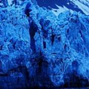 The Margerie Glacier 1 Poster