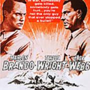The Men, Aka Battle Stripe, From Left Poster