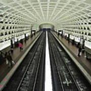 The D.c. Metro Poster