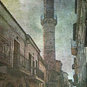 The Minaret Poster