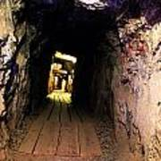The Mine Shaft Poster