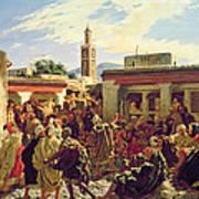 The Moroccan Storyteller Poster