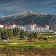 The Mount Washington Hotel Poster
