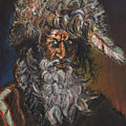 The Mountain Man Poster