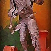 The Mummy Poster by John Malone