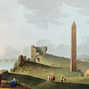 The Obelisks At Alexandria, Called Poster