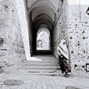 The Old City Of Jerusalem Poster
