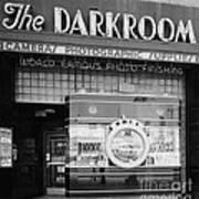 The Original Darkroom Poster