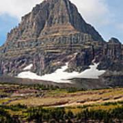 The Peak At Logans Pass Poster